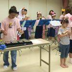 7月20日 宝塚市立子ども発達支援センター 夏まつりコンサートに出演(^^♪